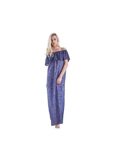Linens Linens Samatre  Elbise Renkli